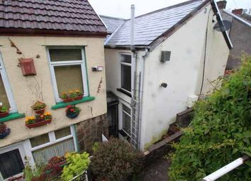Thumbnail 1 bedroom cottage for sale in Rhys Street, Tonypandy, Mid Glamorgan