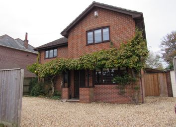 Thumbnail 4 bed detached house to rent in Old Brickyard Road, Sandleheath, Fordingbridge
