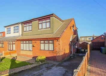Thumbnail 4 bed semi-detached house for sale in Shelley Drive, Abram, Lancashire