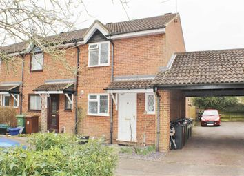 Thumbnail 3 bed end terrace house for sale in Grace Close, Borehamwood