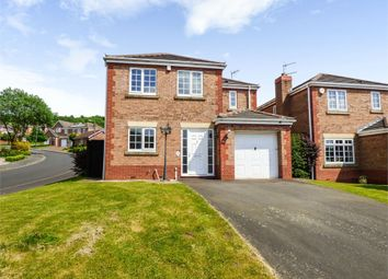 Thumbnail 4 bedroom detached house for sale in Burmese Way, Rowley Regis, West Midlands