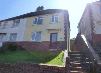 Thumbnail 2 bed semi-detached house for sale in Olive Branch Crescent, Briton Ferry, Neath