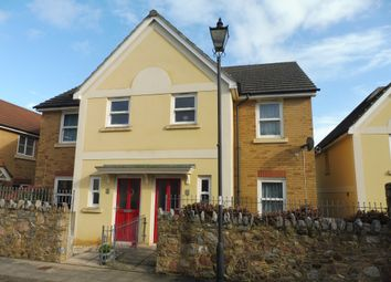 Thumbnail 3 bed semi-detached house for sale in Explorer Walk, Torquay