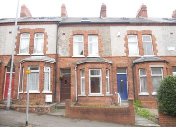 Thumbnail 3 bedroom terraced house to rent in Ridgeway Street, Belfast