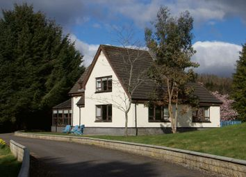 Thumbnail 4 bed detached house for sale in Torphins, Banchory