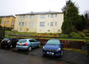 Thumbnail 2 bedroom flat for sale in Mackie Avenue, Port Glasgow