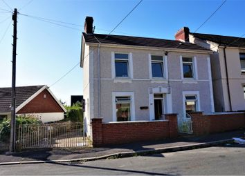 Thumbnail 3 bed semi-detached house for sale in Stepney Road, Llanelli