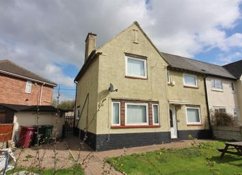 Thumbnail 3 bedroom semi-detached house for sale in Beech Avenue, Pinxton, Nottingham