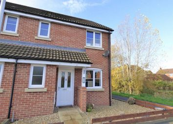 Thumbnail 3 bedroom semi-detached house for sale in Kent Avenue, West Wick, Weston-Super-Mare