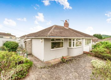 Thumbnail 2 bedroom semi-detached bungalow for sale in Woodford Avenue, Plympton, Plymouth