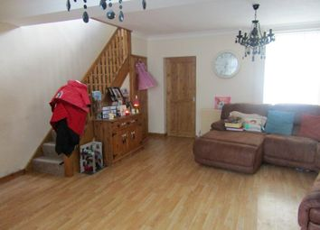 Thumbnail 3 bedroom terraced house for sale in Harcourt Terrace, Penrhiwceiber, Mountain Ash