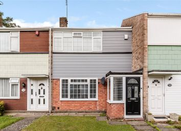 Thumbnail 2 bed terraced house for sale in Yardley, Basildon, Essex