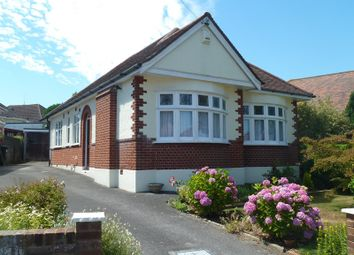 Thumbnail 3 bed detached bungalow for sale in Brierley Road, Northbourne, Bournemouth