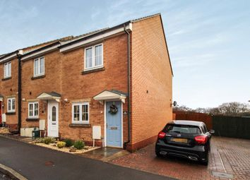 Thumbnail 2 bed end terrace house for sale in Clos Ael-Y-Bryn, Penygroes, Llanelli
