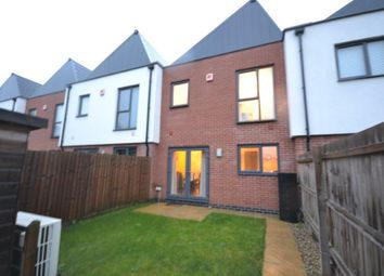 Thumbnail 3 bedroom terraced house for sale in Wheatsheaf Way, Leicester