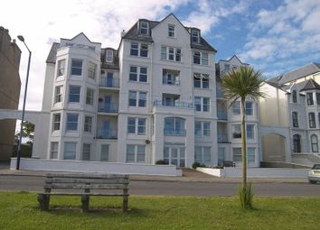 Thumbnail 2 bed flat for sale in 1B St Marys Bay Apartments, The Promenade, Port St Mary