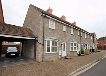 Thumbnail 2 bed end terrace house for sale in Riverside Close, St. Georges, Weston-Super-Mare