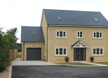 Thumbnail 5 bed detached house for sale in Quemerford Gardens Quemerford, Calne