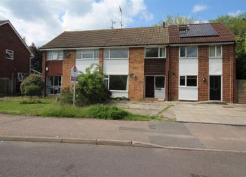 Thumbnail 4 bed terraced house for sale in Long Meadow Way, Canterbury