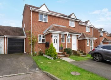 Thumbnail 2 bed end terrace house for sale in Conifer Walk, Stevenage