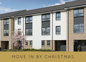 "Thumbnail 3 bed terraced house for sale in ""The Bradley Plus Study"" at Milngavie Road, Bearsden, Glasgow"