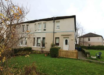 Thumbnail 2 bed flat for sale in Carnwardric Road, Thornliebank