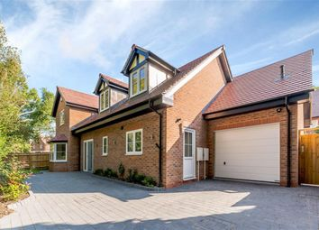 Thumbnail 4 bed detached house for sale in Four Ashes Road, Bentley Heath, Solihull