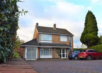 Thumbnail 4 bedroom detached house for sale in Bulkington Lane, Nuneaton, Warwickshire