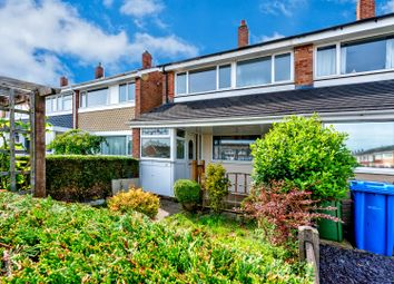 Thumbnail 3 bed terraced house for sale in Norfolk Grove, Great Wyrley, Walsall