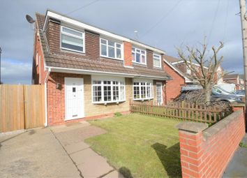 Thumbnail 3 bed detached house to rent in Beech Avenue, Upton, Wirral