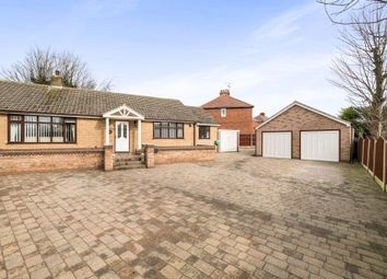 Thumbnail 3 bed detached bungalow for sale in New Street, Whitwell, Worksop