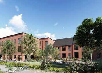 Thumbnail 1 bedroom flat for sale in Portland Grange, Leek, Staffordshire