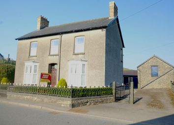 Thumbnail 4 bed detached house for sale in Station Road, Tregaron