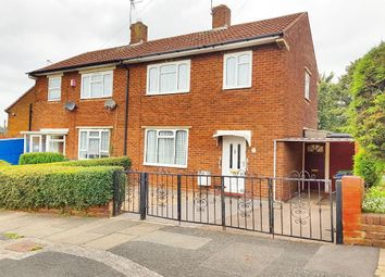 Thumbnail 3 bedroom semi-detached house for sale in Essex Avenue, West Bromwich, West Midlands