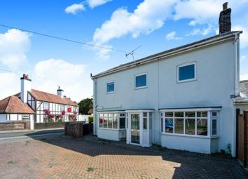 Thumbnail 4 bed semi-detached house for sale in Station Road, Hayling Island