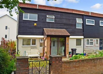 Thumbnail 3 bed end terrace house for sale in Yellowpine Way, Chigwell, Essex