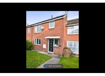 Thumbnail 3 bed terraced house to rent in Lowlands Lea, Heanor
