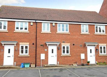 Thumbnail 2 bed terraced house to rent in Wharfside Close, Hempsted, Gloucester