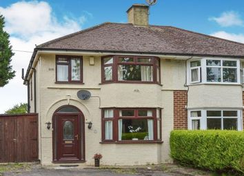 Thumbnail 3 bed semi-detached house for sale in Newton Road, Bletchley, Milton Keynes, Buckinghamshire