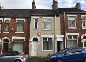 Thumbnail 2 bed terraced house for sale in Turner Street, Birches Head, Stoke On Trent, Staffs