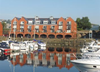 Thumbnail 3 bed flat to rent in Squire Court, Victoria Quay, Maritime Quarter