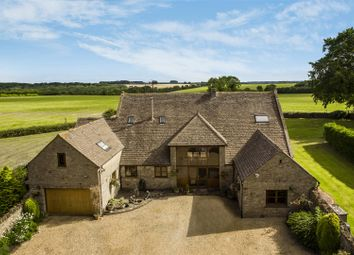 Thumbnail 6 bed barn conversion for sale in Cowley, Cheltenham