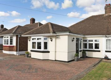 Thumbnail 3 bed semi-detached bungalow for sale in Thorndon Avenue, West Horndon, Brentwood, Essex