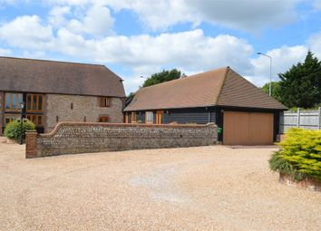 Thumbnail 3 bed barn conversion for sale in Barnhorn Road, Bexhill-On-Sea