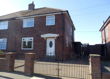 Thumbnail 3 bed semi-detached house for sale in Netherby Drive, Newcastle Upon Tyne