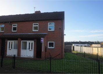 Thumbnail 2 bed town house for sale in Ridley Walk, Stoke-On-Trent
