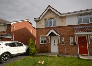 Thumbnail 2 bed semi-detached house for sale in Amethyst Close, Litherland, Liverpool