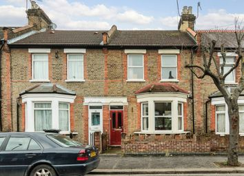 Thumbnail 3 bed terraced house for sale in Fairholme Road, Croydon, London