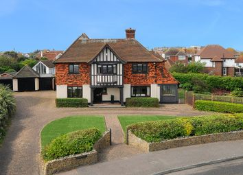 Thumbnail 4 bed detached house for sale in The Parade, Birchington