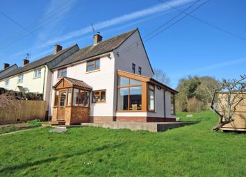Thumbnail 3 bed end terrace house for sale in Brendon View, Crowcombe, Taunton